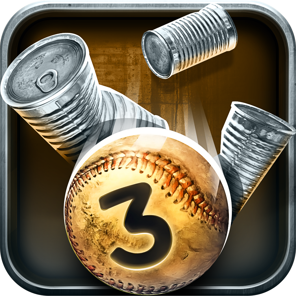 Can Knockdown 3 by Infinite Dreams Inc. icon